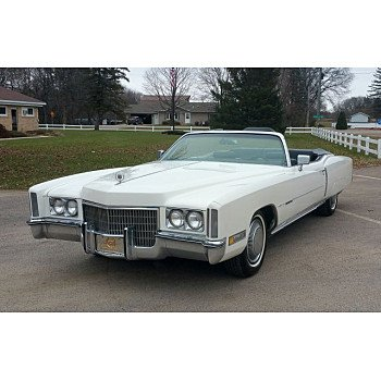 1971 Cadillac Eldorado for sale 101083711
