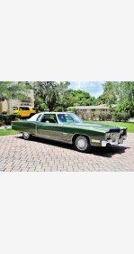 1971 Cadillac Eldorado for sale 101009556