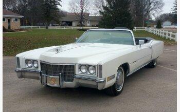 1971 Cadillac Eldorado for sale 101083711