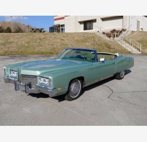 1971 Cadillac Eldorado for sale 101093523