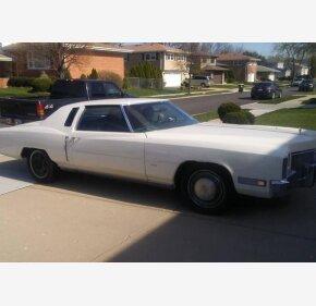 1971 Cadillac Eldorado for sale 101098444