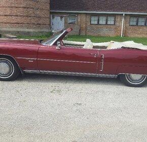 1971 Cadillac Eldorado Convertible for sale 101169304