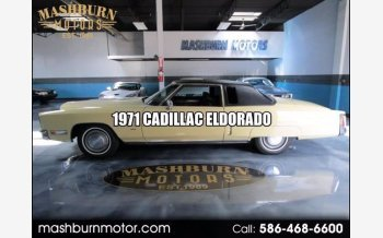 1971 Cadillac Eldorado for sale 101346394