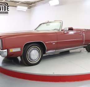 1971 Cadillac Eldorado for sale 101495820