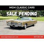1971 Cadillac Eldorado for sale 101596322