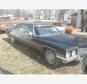1971 Cadillac Fleetwood for sale 101323691