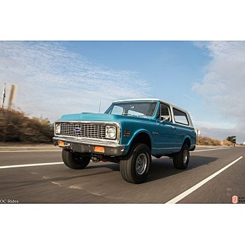 1971 Chevrolet Blazer for sale 101059036