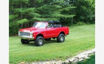 1971 Chevrolet Blazer 4WD 2-Door for sale 101188551