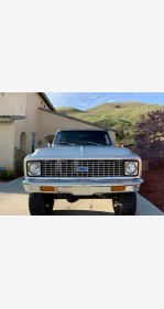 1971 Chevrolet Blazer 4WD for sale 101358863