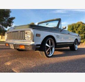 1971 Chevrolet Blazer for sale 101074931