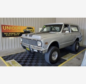1971 Chevrolet Blazer for sale 101152607