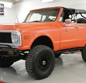 1971 Chevrolet Blazer for sale 101196532