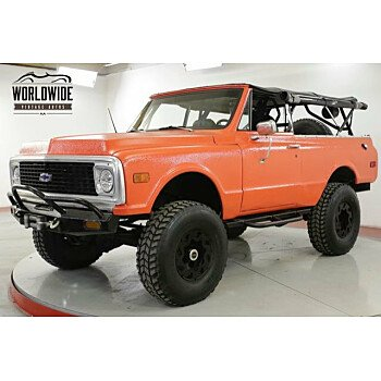 1971 Chevrolet Blazer for sale 101196532