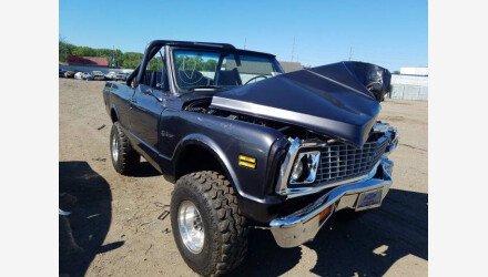 1971 Chevrolet Blazer for sale 101358078