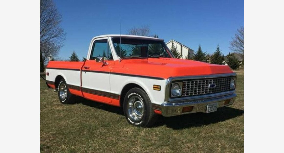 1971 Chevrolet C/K Truck for sale 100978822
