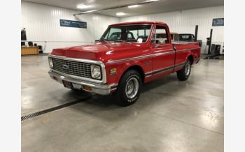 1971 Chevrolet C/K Truck for sale 101054920