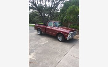 1971 Chevrolet C/K Truck for sale 101358120