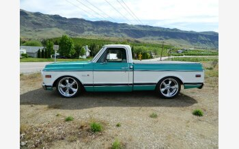 1971 Chevrolet C/K Truck for sale 100989124