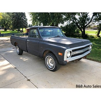 1971 Chevrolet C/K Truck for sale 101057854