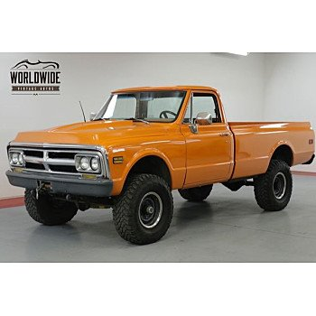 1971 Chevrolet C/K Truck for sale 101066742