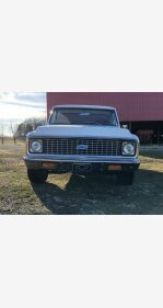 1971 Chevrolet C/K Truck Cheyenne for sale 101084319