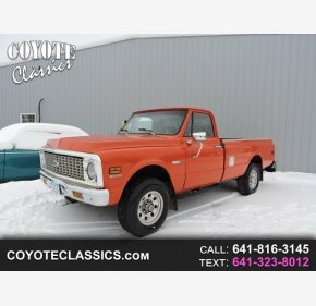 1971 Chevrolet C/K Truck for sale 101085122