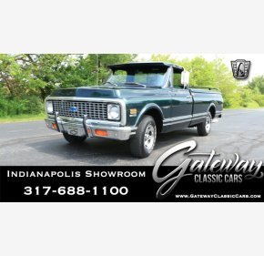 1971 Chevrolet C/K Truck for sale 101168710
