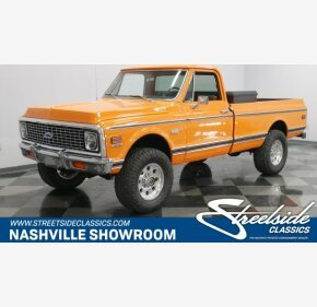 1971 Chevrolet C/K Truck for sale 101217752