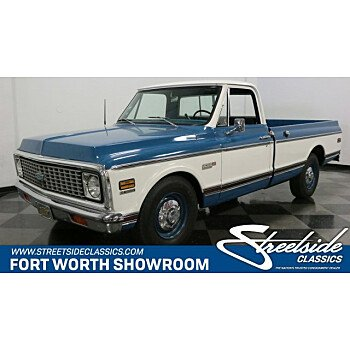 1971 Chevrolet C/K Truck for sale 101218328