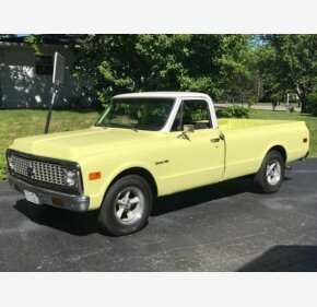 1971 Chevrolet C/K Truck for sale 101264467