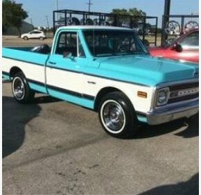 1971 Chevrolet C/K Truck for sale 101265303
