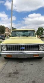 1971 Chevrolet C/K Truck for sale 101287708