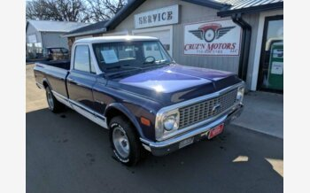 1971 Chevrolet C/K Truck for sale 101298782