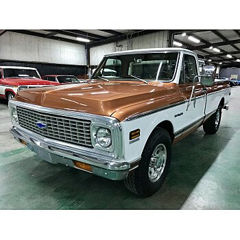 1971 Chevrolet C/K Truck for sale 101307246