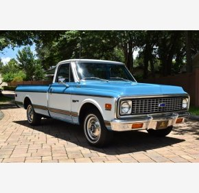 1971 Chevrolet C/K Truck for sale 101360320