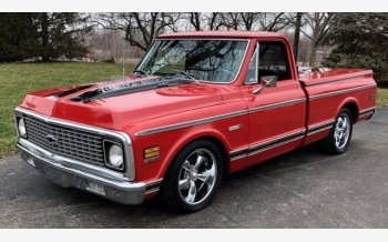1971 Chevrolet C/K Truck for sale 101433841