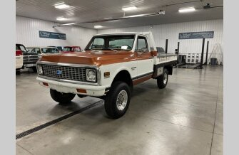 1971 Chevrolet C/K Truck for sale 101441002