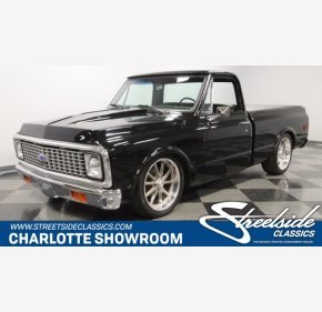 1971 Chevrolet C/K Truck for sale 101448113