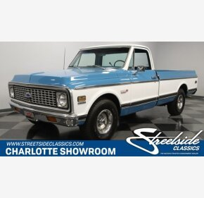 1971 Chevrolet C/K Truck Cheyenne Super for sale 101452329