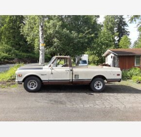 1971 Chevrolet C/K Truck for sale 101457488