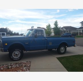 1971 Chevrolet C/K Trucks for sale 100774866