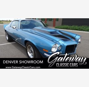 1971 Chevrolet Camaro for sale 101411861