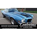 1971 Chevrolet Camaro for sale 101554715
