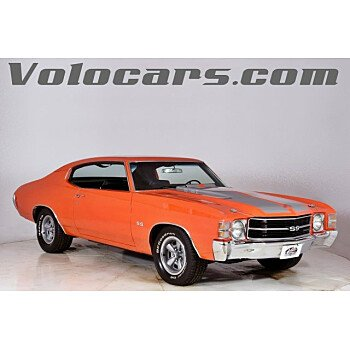 1971 Chevrolet Chevelle for sale 101023701