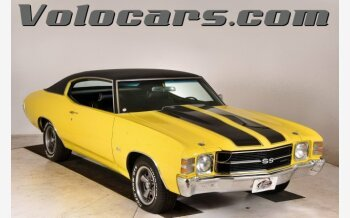 1971 Chevrolet Chevelle for sale 101058350