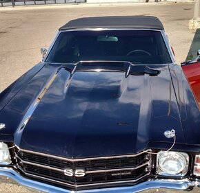 1971 Chevrolet Chevelle SS for sale 101098559