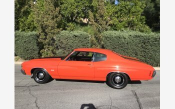 1971 Chevrolet Chevelle SS for sale 101122045