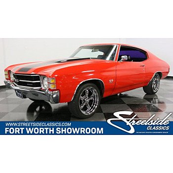 1971 Chevrolet Chevelle for sale 101139339