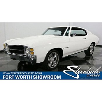 1971 Chevrolet Chevelle for sale 101142209