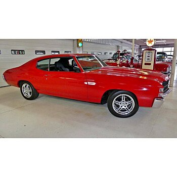 1971 Chevrolet Chevelle for sale 101149593